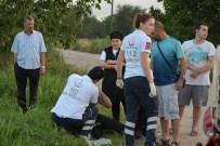 HıZıR - Bafra'da Kaza Açıklaması 1 Yaralı