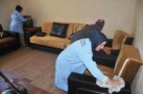 EV TEMİZLİĞİ - Bozüyük Belediyesi'nin Evde Bakım Hizmeti