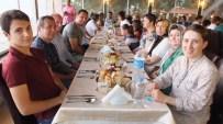 Burhaniye'de Tarım Camiası İftarda Buluştu