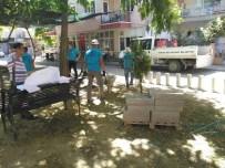 Büyükşehir Belediyesi Gaffar Okkan Parkını Yeniliyor