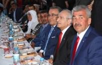 ÇETIN ARıK - CHP Genel Başkanı Kılıçdaroğlu Yozgatlılarla İftarda Buluştu