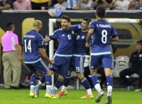 ŞİLİ - Copa America'da İlk Finalist Arjantin