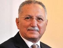 EKMELEDDİN İHSANOĞLU - Ekmeleddin İhsanoğlu'na seçim kampanyası icrası