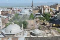 ADNAN DEMIR - Erzurum'a Bir Tarihi Meydan Daha Geliyor