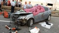 İftar Vakti Feci Kaza Açıklaması 3 Ölü, 3 Yaralı