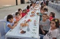 İHH'dan 500 Suriyeli Yetime İftar