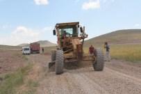 ÜÇKUYU - İncesu Belediyesi Garipçe-Üçkuyu Arasındaki Yolu 4.5 Kilometreye Düşürüyor