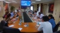 MUSTAFA KUTLU - İş Ve Kariyer Fuarı Hazırlık Toplantısı Yapıldı