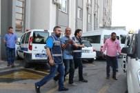 EVDE TEK BAŞINA - Mimar Kadını Öldüren Zanlı Açıklaması 'Masumum, Adamın Asabını Bozmayın'