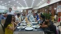 KEREM SÜLEYMAN YÜKSEL - Şehit Aileleri İftarda Bir Araya Geldi