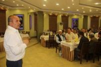 Taşköprü Belediye Başkanı Arslan Şehit Ailelerine İftar Verdi