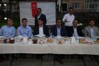 SALIH AYHAN - Buruciye AŞ Çalışanları İftar Yemeğinde Bir Araya Geldi