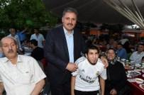 DEDE KORKUT - Engellilerle İftar Programı
