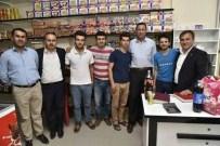ERCAN ÇİMEN - Gümüşhane'den Derecik Beldesine Kardeş Ziyareti