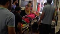 GÖBEKLİTEPE - İftar Dönüşü Şarampole Yuvarlanan Araçtaki 6 Kişi Yaralandı