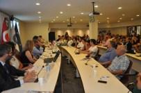 BAŞKONSOLOSLUK - Komşu Sakız İle İzmir'den Turizm Dayanışması