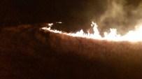 KARANLıKDERE - Malatya'da Bir Günde 3 Yangın