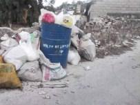 Milas'ta Çöplerin Toplanmaması Tepki Topladı