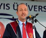 KAPITALIZM - Rektör Adayı Eren Açıklaması 'Başarı Devam Etmeli'