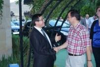 ÖZLÜK HAKKI - Rektör Adayı Prof. Dr. Ahmet Kızılay, İftar Yemeğinde Akademisyenlerle Bir Araya Geldi
