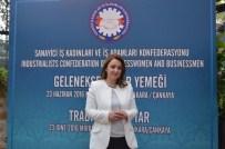 TERÖR SORUNU - Sanayici İş Kadınları Ve İş Adamları Konfederasyonu STK Temsilcileri İle İftarda Bir Araya Geldi