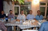 Şarköy İlçe Protokolü İftarda Bir Araya Geldi