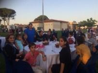 ADNAN YıLMAZ - Serik Belediyesi'nden Öksüz Ve Yetimlerle İftar Yemeği