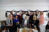 TENZILE ERDOĞAN - Tenzile Erdoğan Aile Merkezi Kursiyerleri El Emeklerini Sergiledi