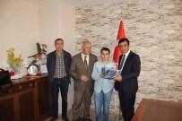 SABRI UZUN - TEOG Türkiye Birincisi Van'dan