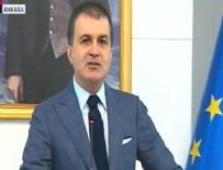 FAŞIST - AB Bakanı Çelik'ten 'İngiltere' açıklaması