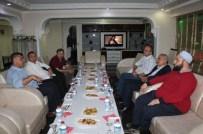 KAYMAKÇı - Avrupa Birliği Daimi Temsilcisi Faruk Kaymakçı Tosya'yı Ziyaret Etti