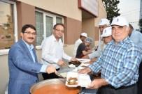KARAOĞLANLı - Başkan Çelik Karaoğlanlı Mahallesi'yle İftar Yaptı
