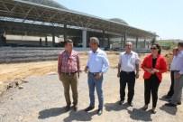 OSMAN HAMDİ BEY - Başkan Köşker, Aksiyon Parkı Çalışmalarını İnceledi