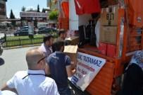 BEBEK MAMASI - Bayırbucak Türkmenlerine Yardım Tır'ı Yola Çıktı