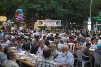 ALI CANDAN - Birlik Vakfı Kayseri Şubesi Seyyid Burhaneddin'de Ki İftarı Üstlendi