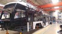 AHMET ÇELEBI - Büyükşehir, Tramvay Vagonunun Çalışmalarını Sürdürüyor
