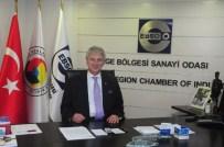 ÖDEME SİSTEMİ - Ebso Başkanı Yorgancılar'dan Çek Yasası Uyarısı