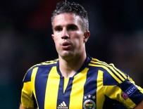 ROBİN VAN PERSİE - Fenerbahçe'de Van Persie alarmı!
