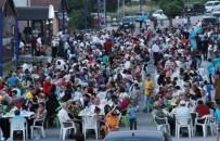 GÜMELI - Gülüç Belediyesi Bin 500 Kişiye İftar Verdi