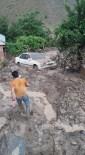 ÇANAKLı - Hakkari Sel Bölgesinde Çalışma Başlatıldı