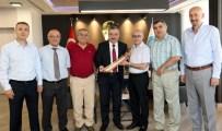 HAMSİ FESTİVALİ - Manisa'daki Trabzonlulardan Kemençeli Teşekkür