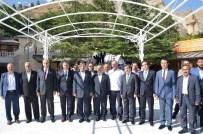 ADNAN YıLMAZ - Milli Eğitim Bakanı Yılmaz, Darende'de