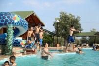 Öğrenciler Yaz Kampında Tatile Doyacak