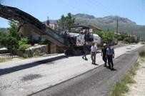 Seydişehir Pınarbaşı Mahallesi'nde Asfalt Çalışmaları Başladı