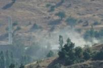ASKERİ SEVKİYATI - Sınır Bölüğüne Havanlı Saldırı