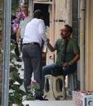 İNTIHAR - Sokak Ortasında Pompalı Tüfekle İntihar Etmek İstedi