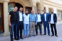 Taş-Der'den Başkan Arslan'a Ziyaret