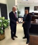 MEHMET TURGUT - Yeni Hizmet Binasının İhale Tarihi Belirlendi