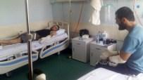PANAMA - Amasra'da Kuru Yük Gemisinde Yangın Açıklaması 2 Yaralı