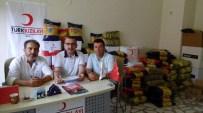 Kızılay İmamoğlu Şube'den Fakirlere Ramazan Yardımı